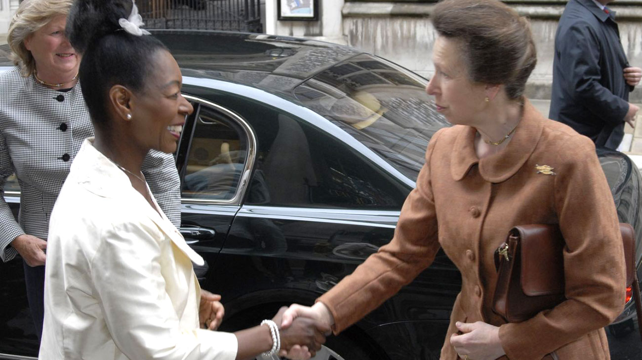 https://golr.org.uk/H.R. H The Princess Royal and Baroness LR Floella Benjamin
